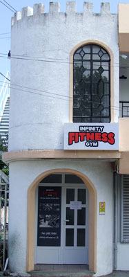 infinity fitness gym roches brunes