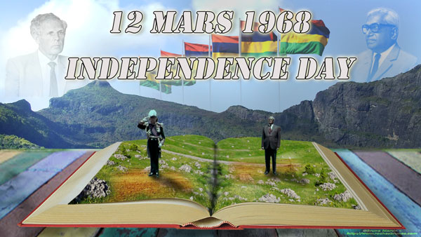49eme independence day  maurice 2017