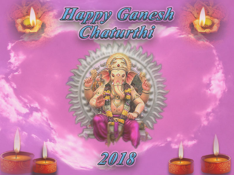 Happy Ganesh Chaturth