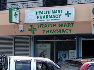 photo Healt-Mart-Pharmacy-roches-brunes